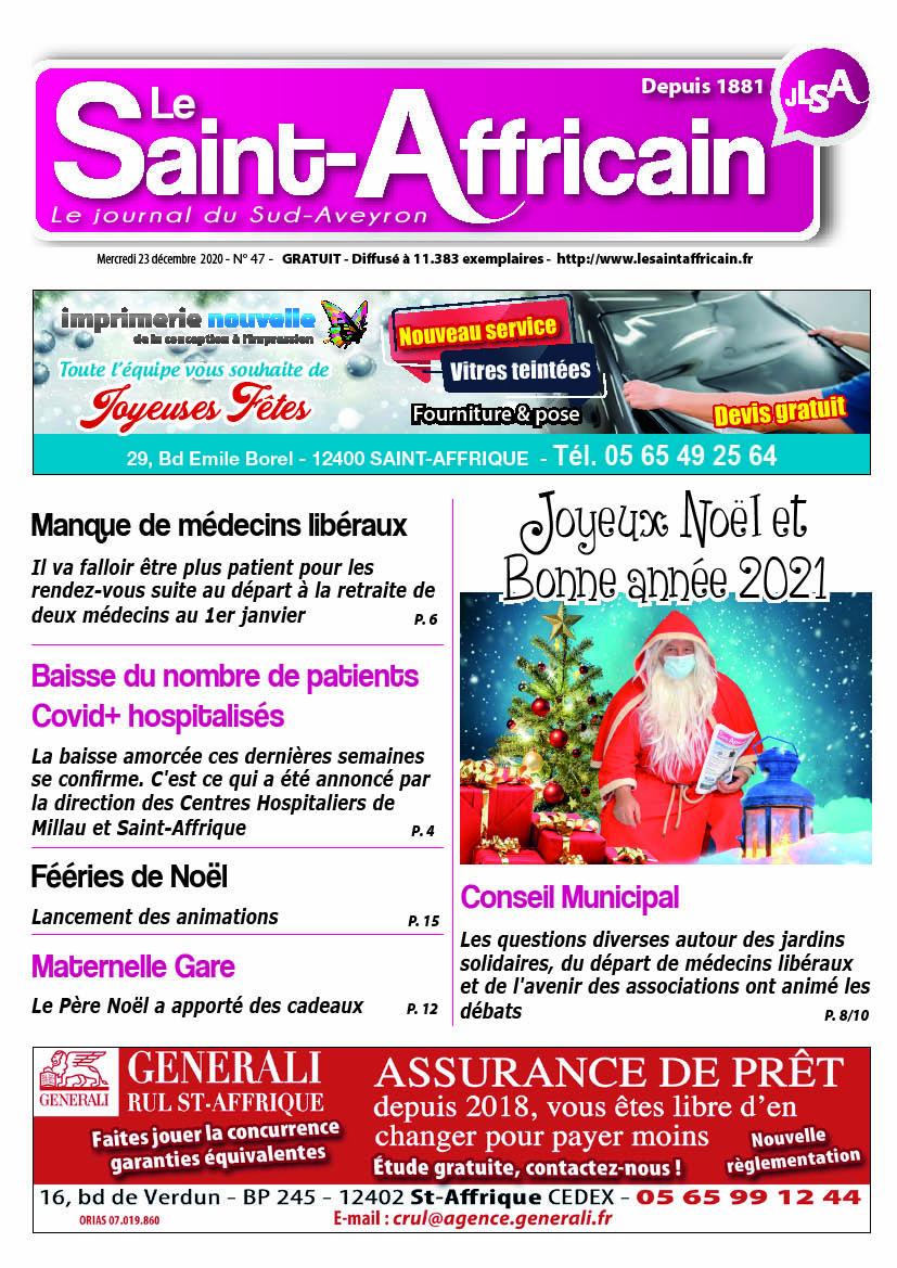 journal du 23 décembre